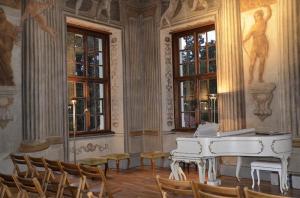 Dvorak Museum Concert Hall