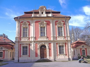 Villa Amerika - the Dvorak Museum in Prague